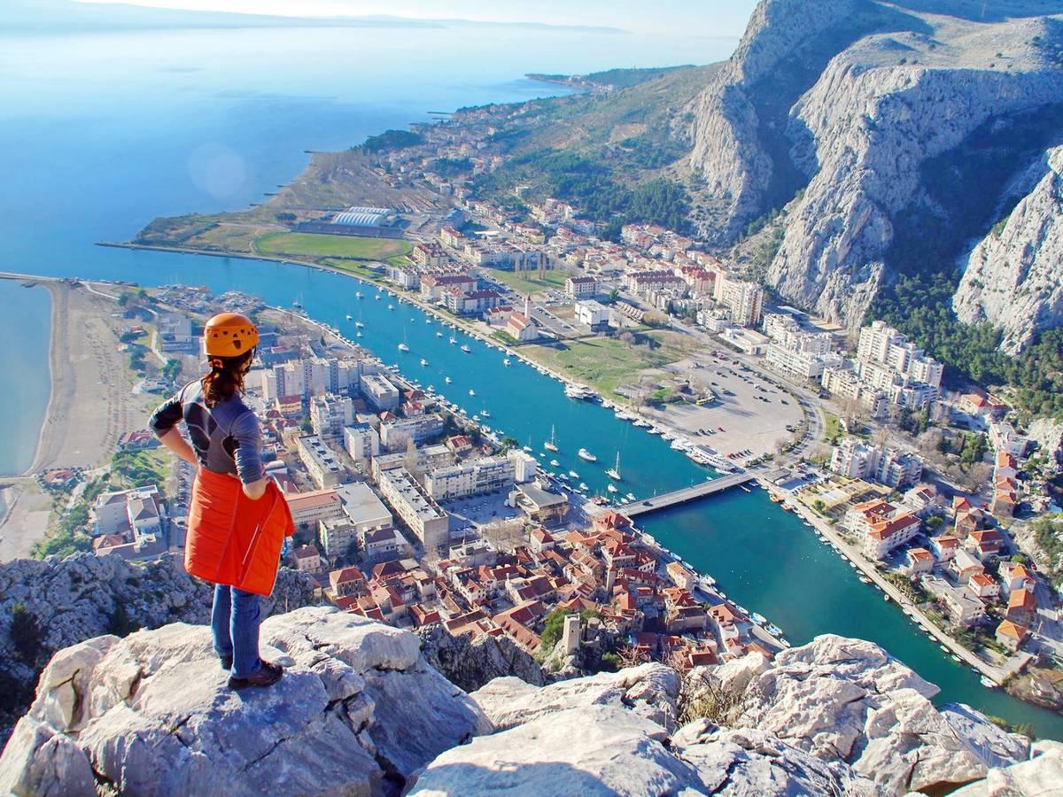 Via Ferrata Omi Adventures Croatia